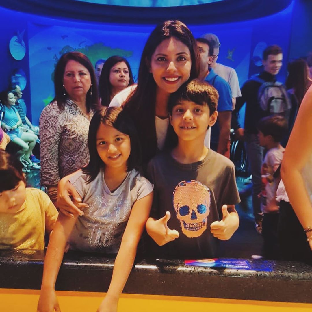 Sunita Marshal Family 9