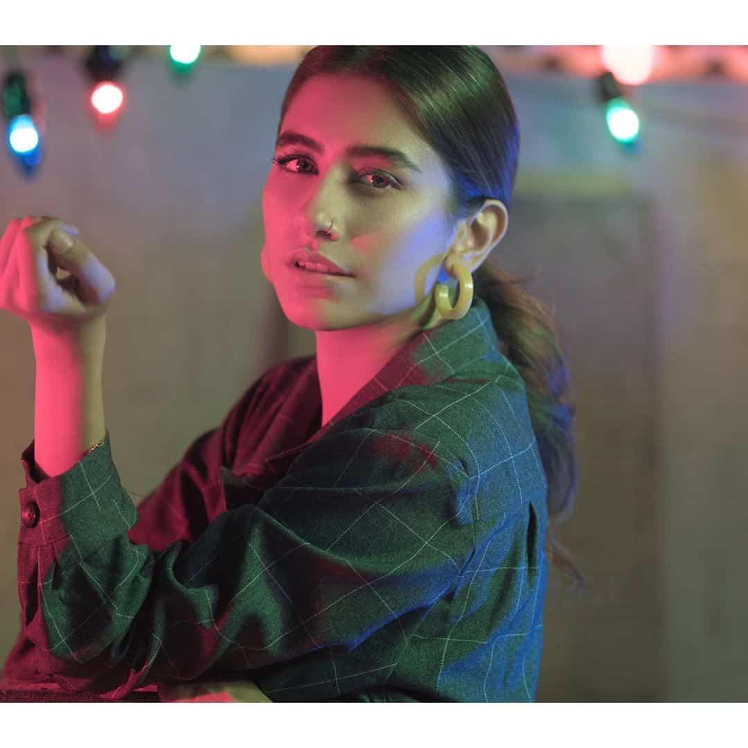 Syra Yousaf's Latest Photo Shoot for Leading Clothing Brand