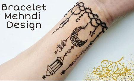 Tatoo Mehndi Designs 19
