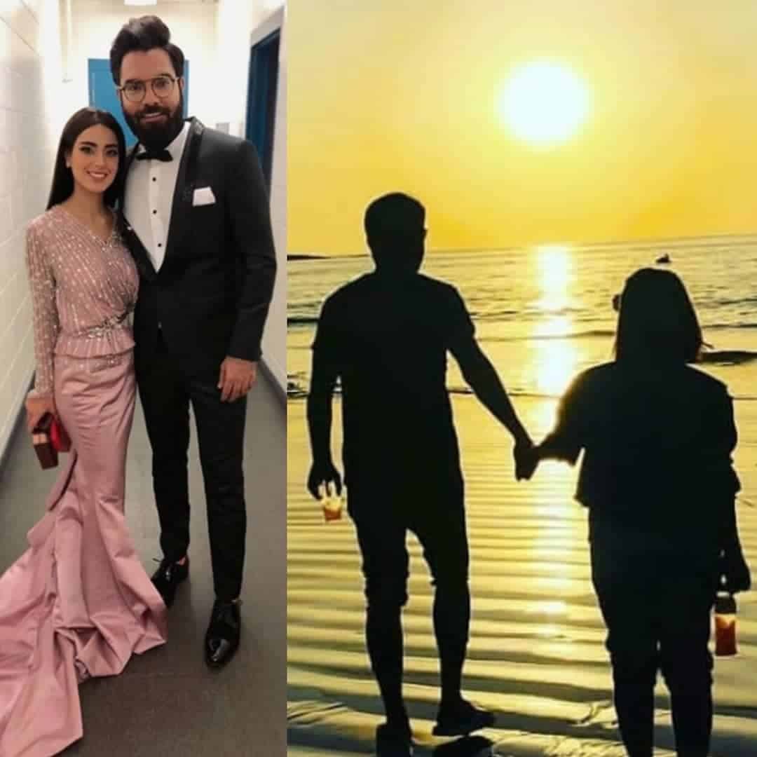 Yasir Hussain and Iqra Aziz Pictures (10)