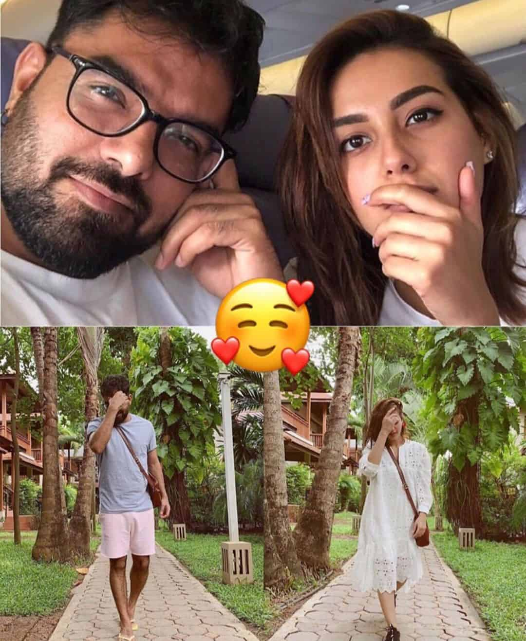 Yasir Hussain and Iqra Aziz Pictures (12)