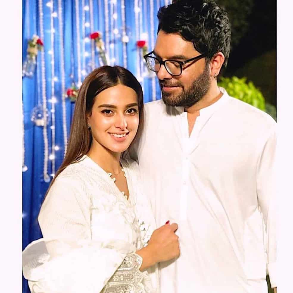 Yasir Hussain and Iqra Aziz Pictures (2)