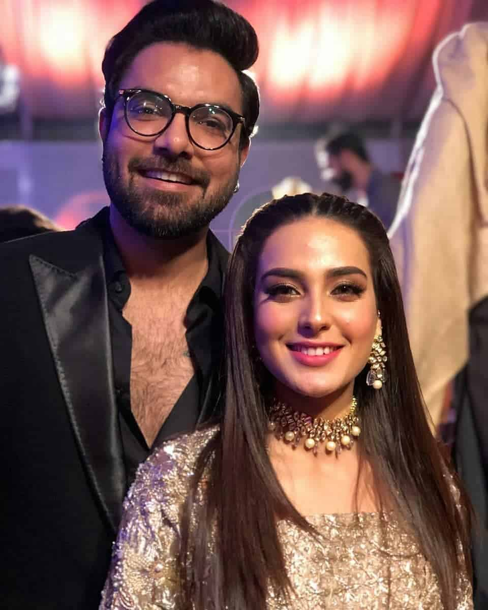 Yasir Hussain and Iqra Aziz Pictures (5)