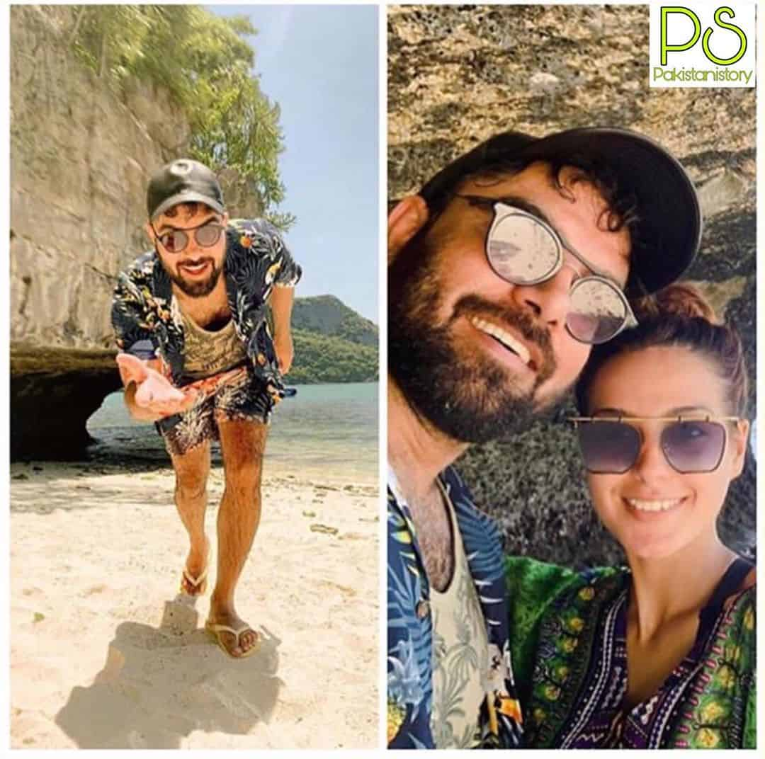 Yasir Hussain and Iqra Aziz Pictures (8)