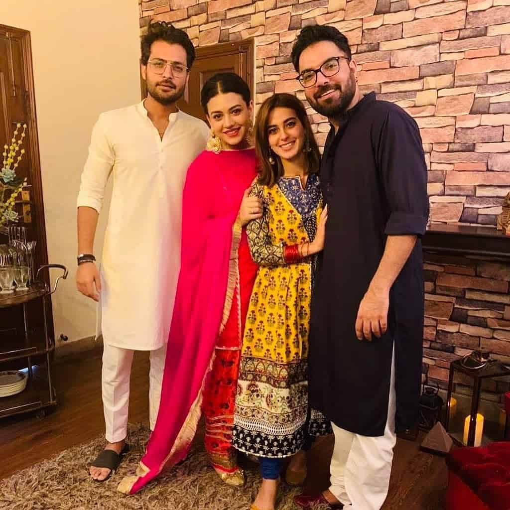 Yasir Hussain and Iqra Aziz Pictures (9)