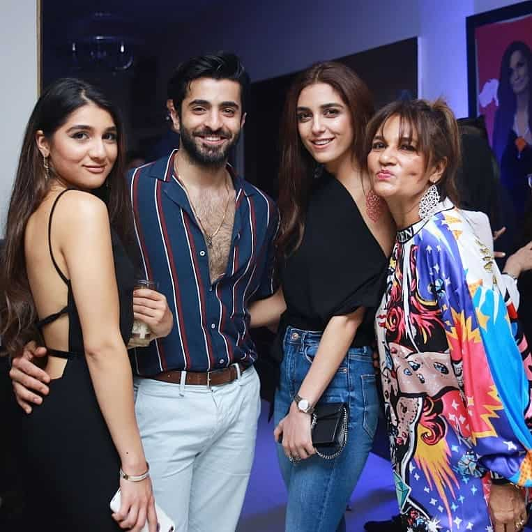 Celebrities Spotted at the Lux Style Awards After Party