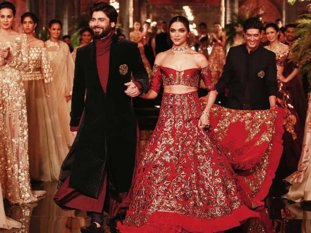 Deepika and Fawad 8