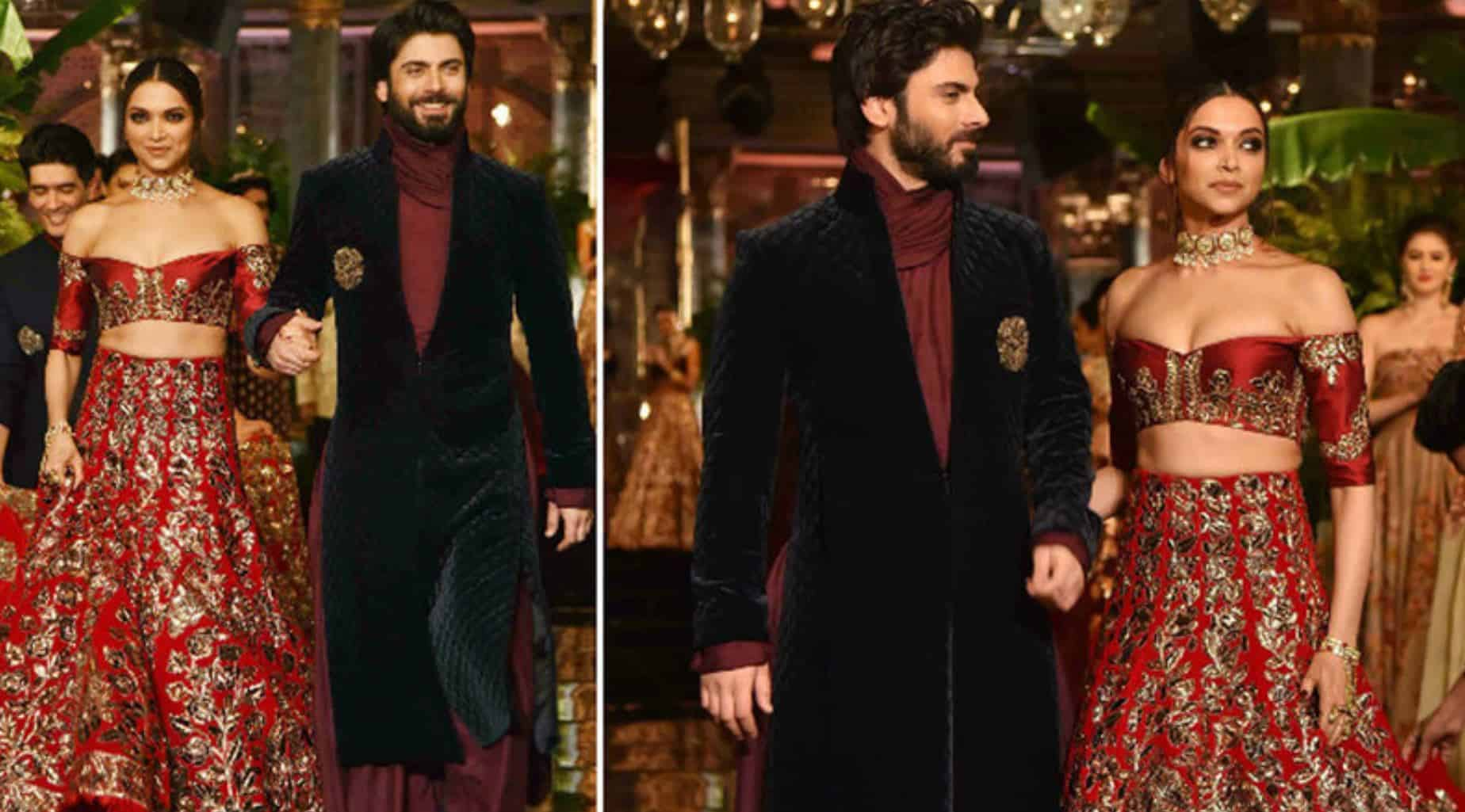 Deepika and Fawad 3