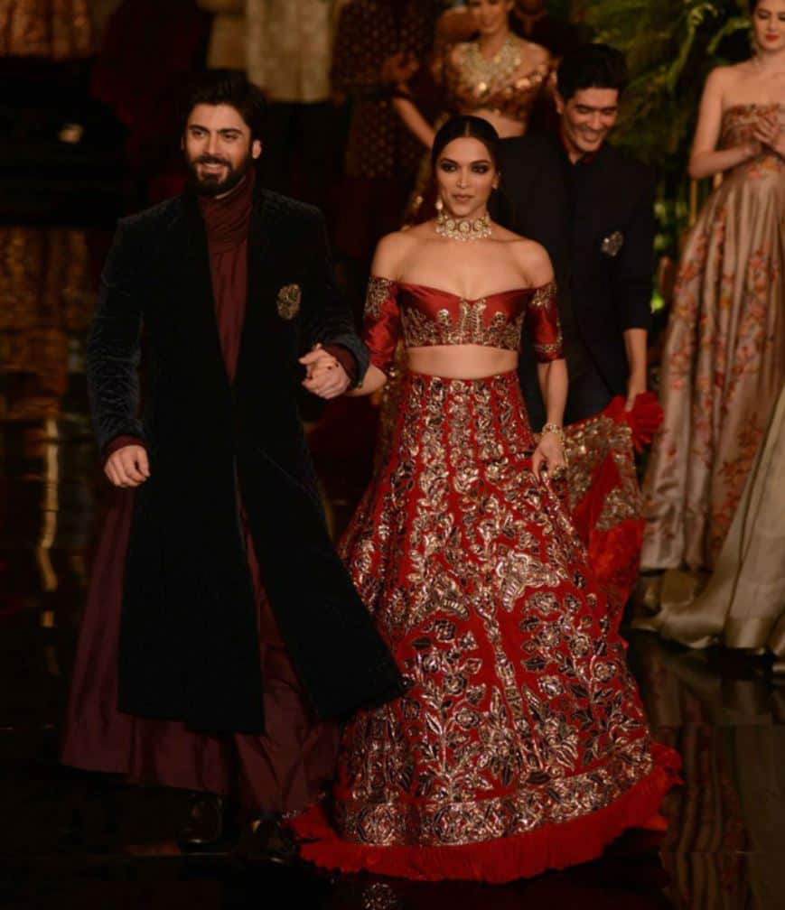 Deepika and Fawad 2