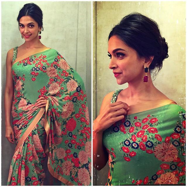 Deepika in saree 8834554