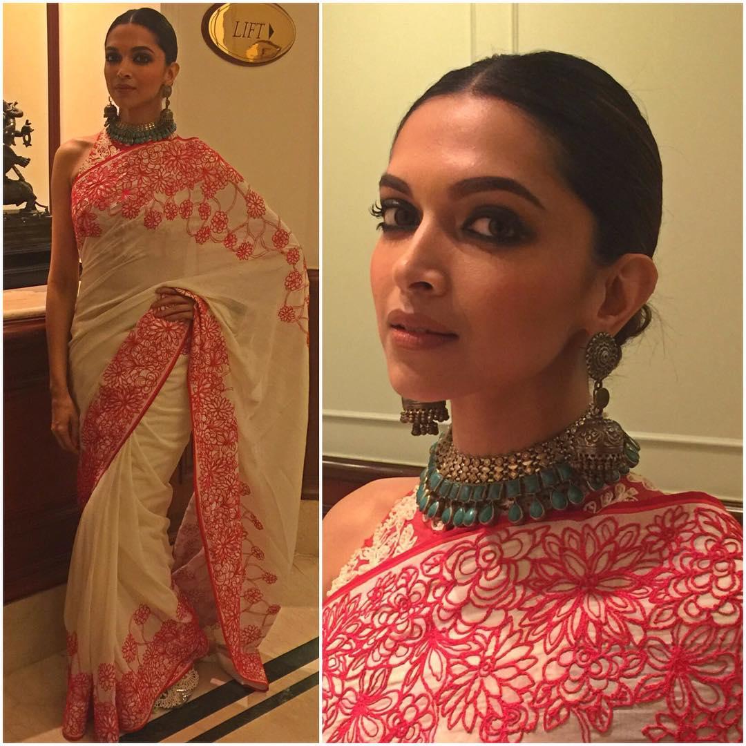 Deepika in saree 885454