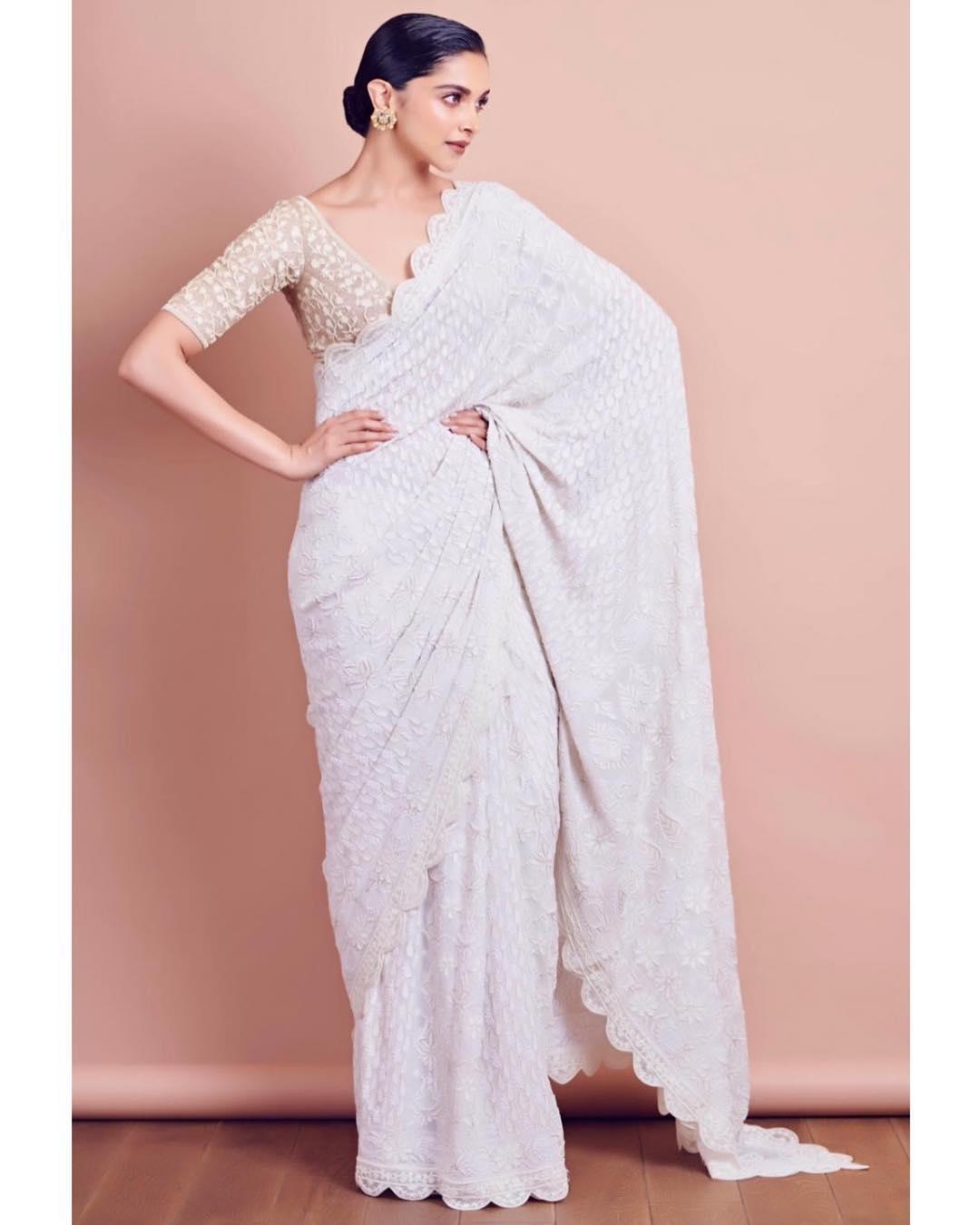 Deepika in saree 88434