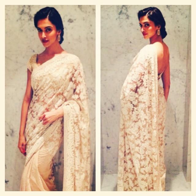 Deepika in saree 8845433