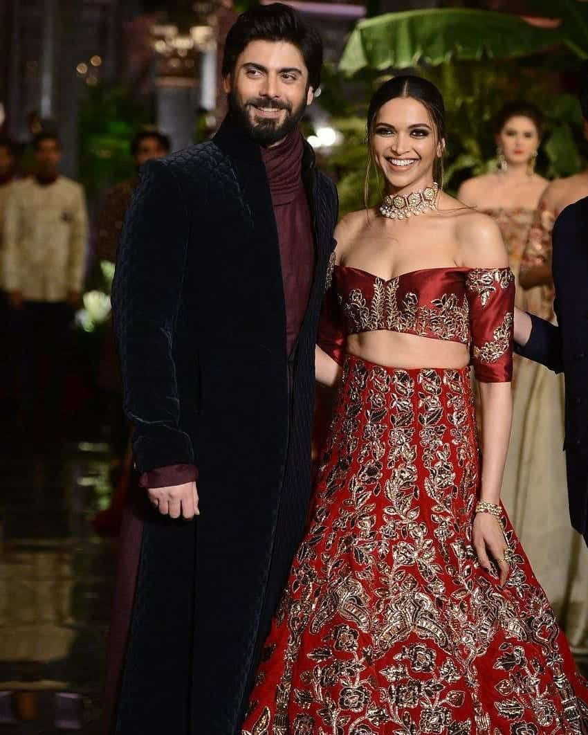 Deepika and Fawad 9