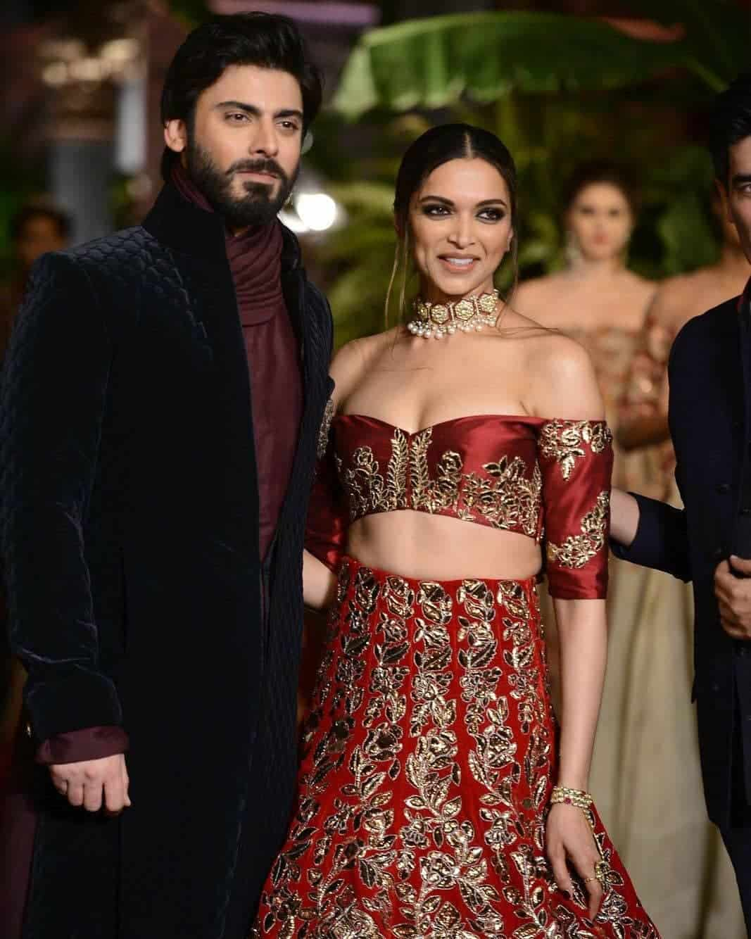 Deepika and Fawad 10
