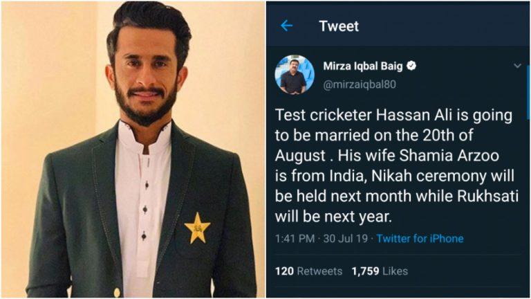 Hasan Ali might be the new jeeja of India