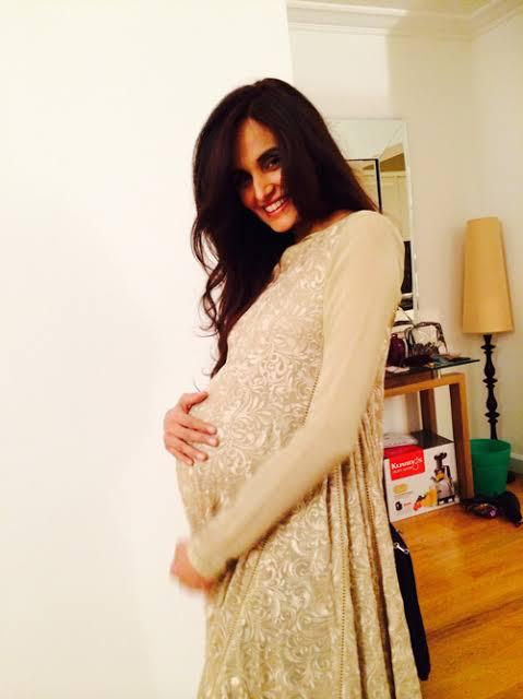 pregnant mehreen saeed