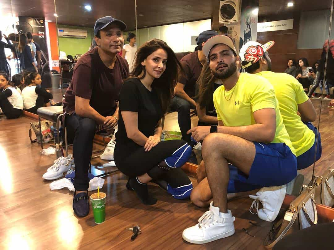 Celebrities Spotted at Rehearsals for Lux Style Awards 2019
