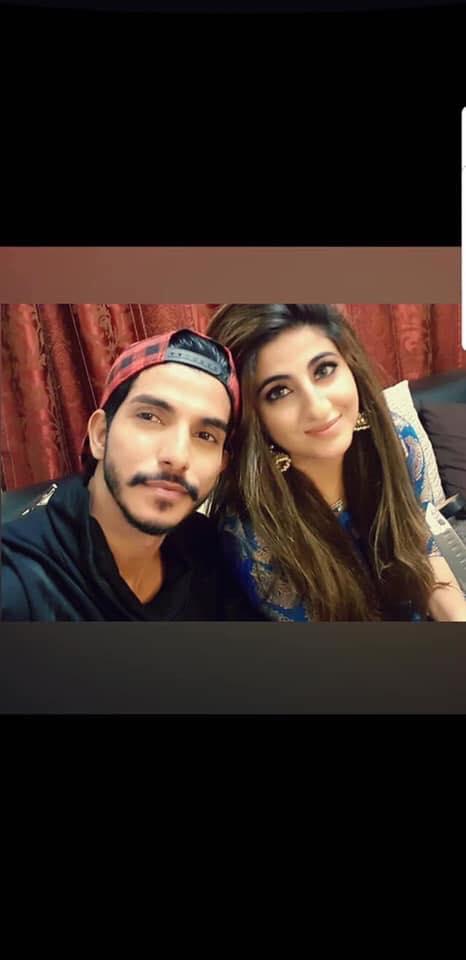 Mohsin Abbas Haider Wife