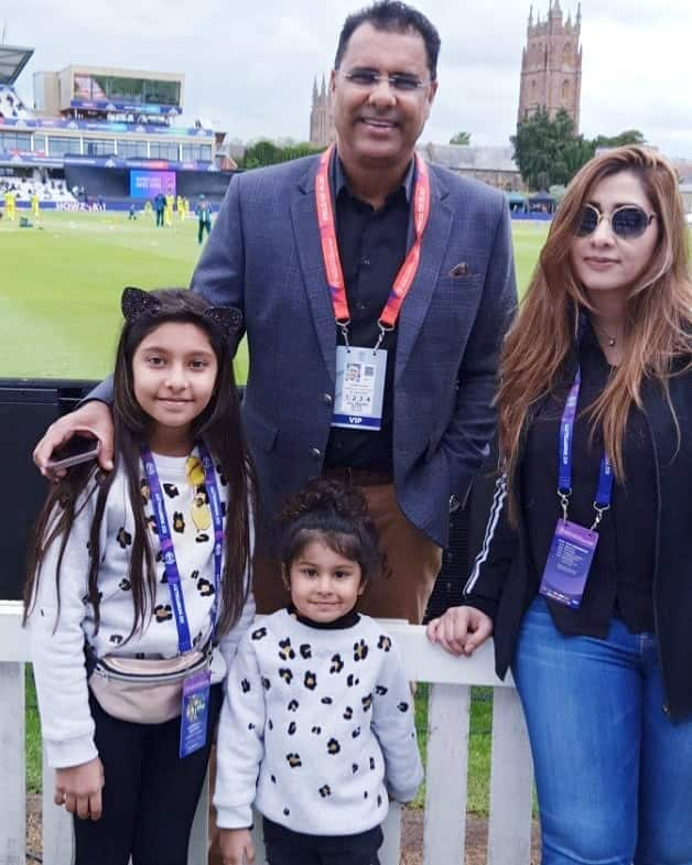 Mohammad Hafeez Wife and Family 7