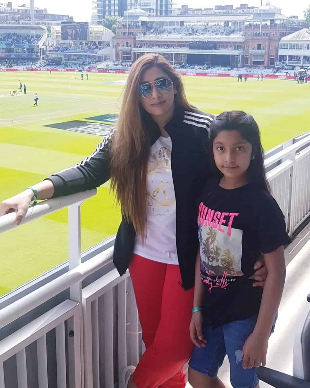 Mohammad Hafeez Wife and Family 2