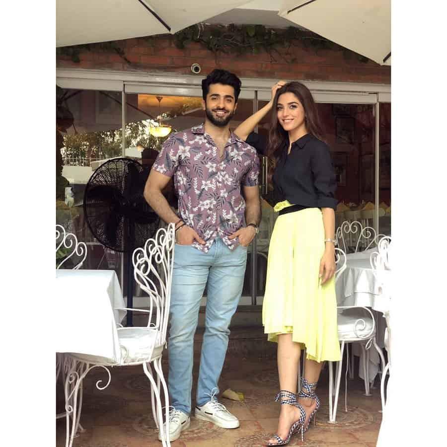 Maya Ali And Sheheryar Munawar pic 90