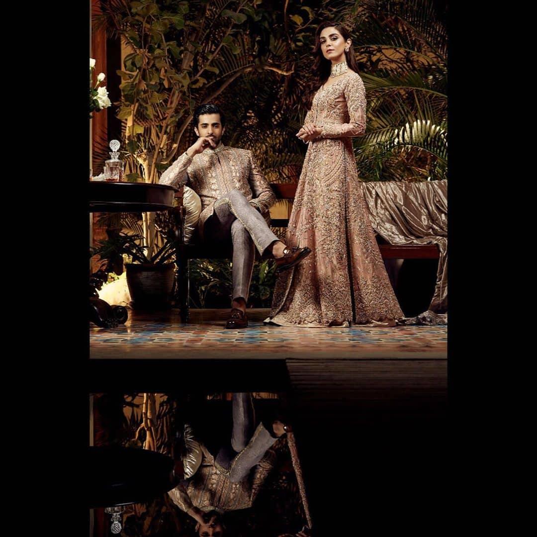 Maya Ali And Sheheryar Munawar pic 91