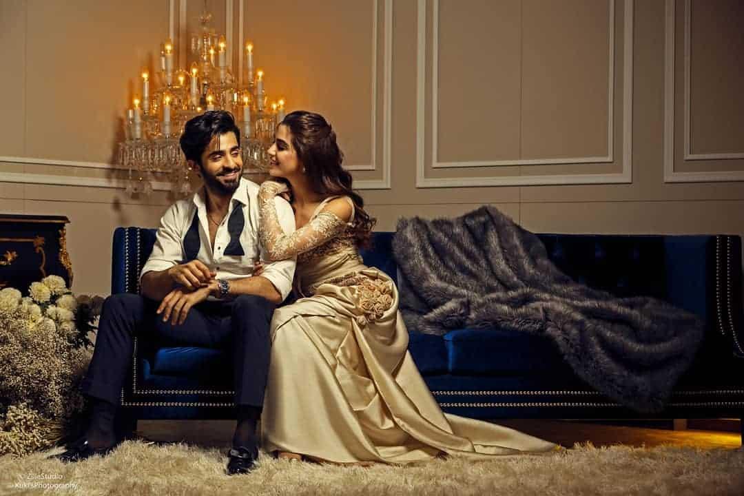 Maya Ali And Sheheryar Munawar pic 93
