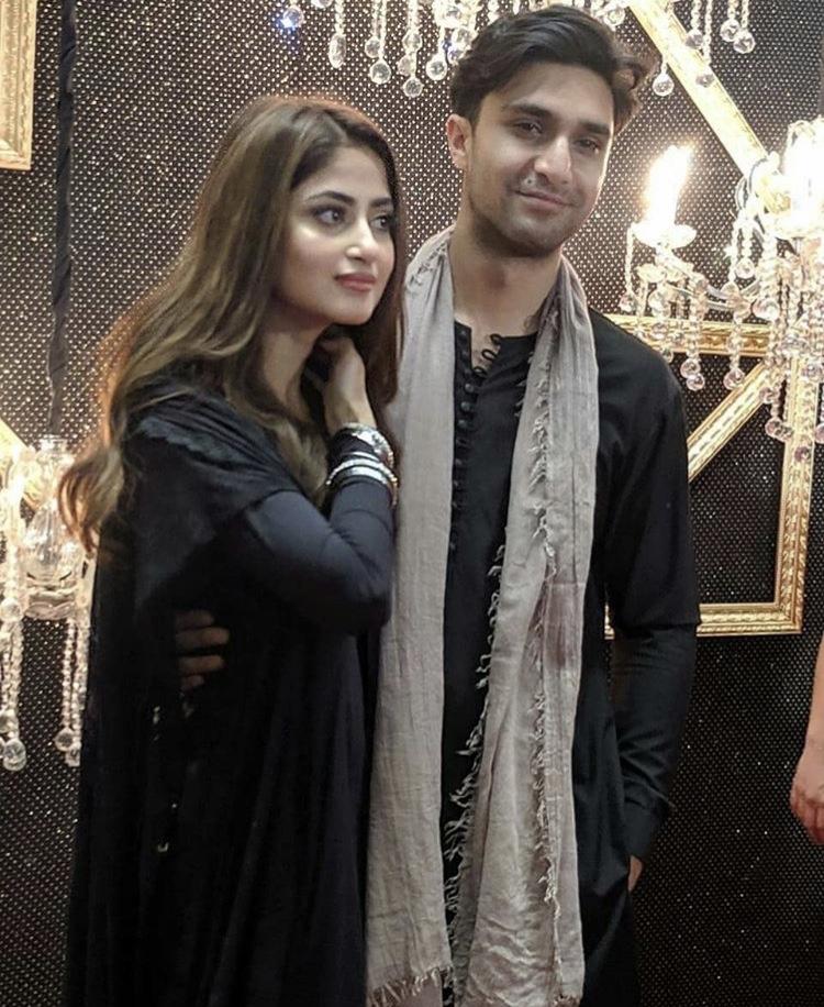 Ahad and Sajal image 4