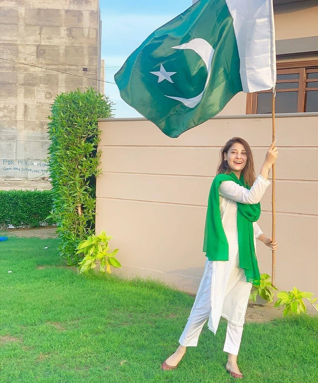 Celebrities on azadi 2019 11