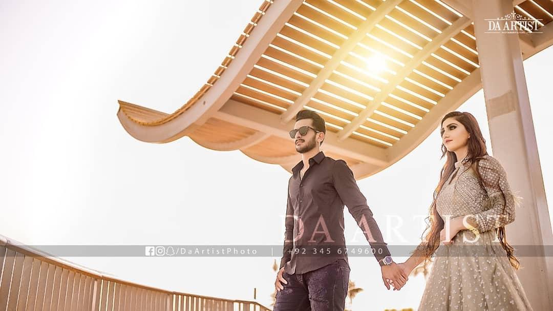 Hassan Ali Pre Wedding Photoshoot 1