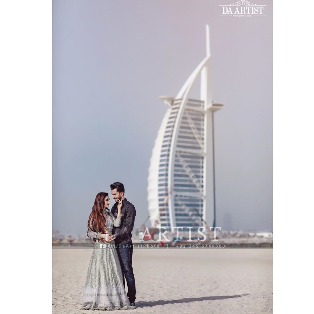 Hassan Ali Pre Wedding Photoshoot 2