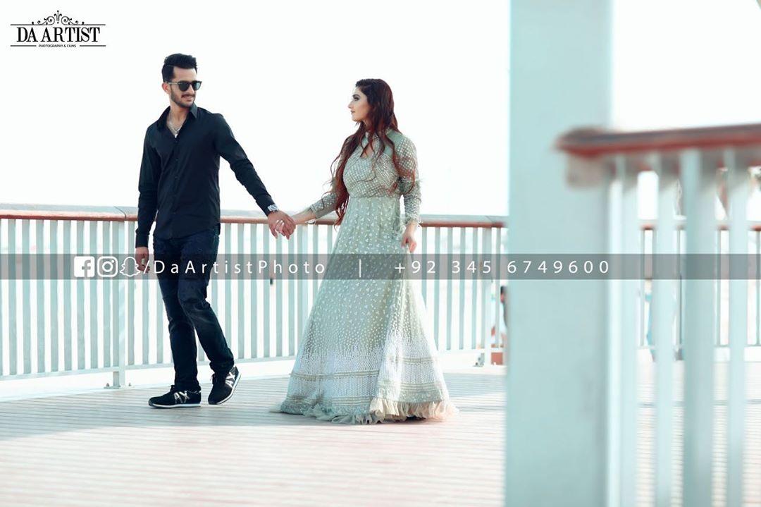 Hassan Ali Pre Wedding Photoshoot 5