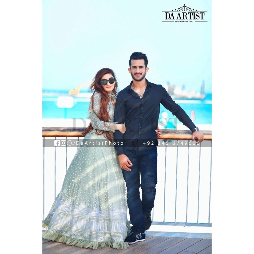 Hassan Ali Pre Wedding Photoshoot 6