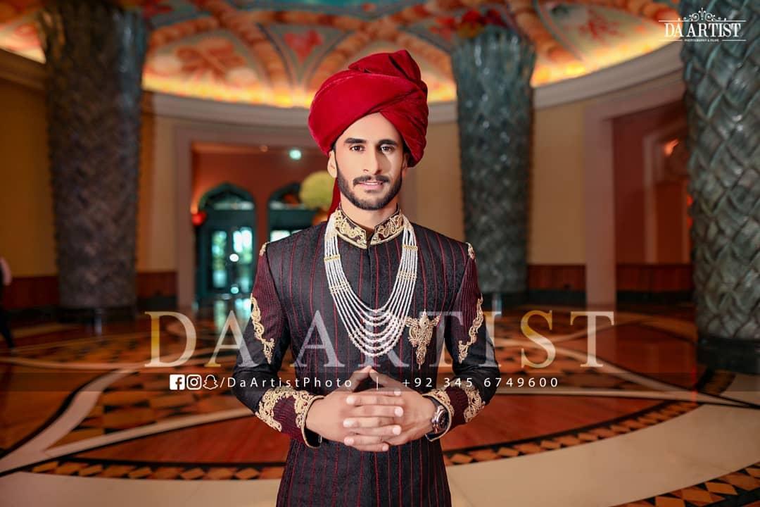 Hassan Ali Wedding 5