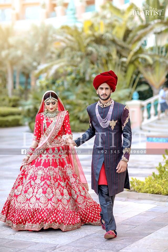 Hassan Ali Wedding 7