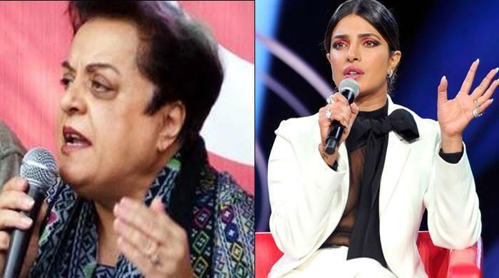 Pak Minister Shireen Mazari Wants Priyanka Chopra Removed As Peace Ambassador