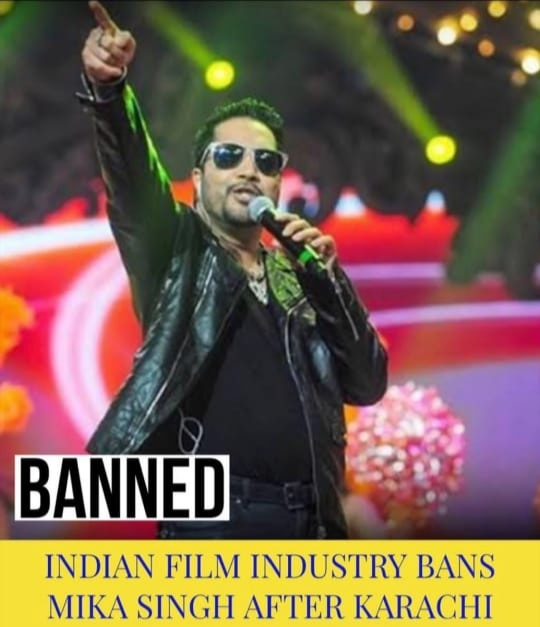 Extreamist India Bans Its Second Artist for Visiting Pakistan