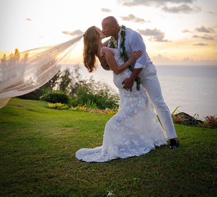 Dwayne Johnson Tied The Knot With Long Time Girl Friend