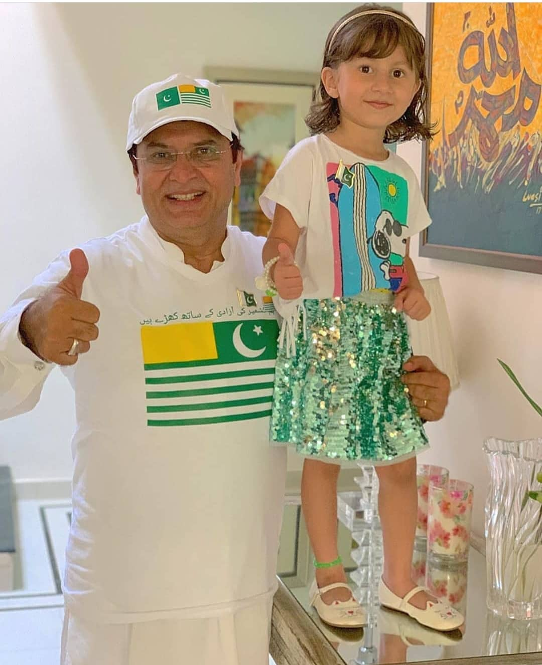Celebrities Spotted Celebrating Independence Day With Great Energy
