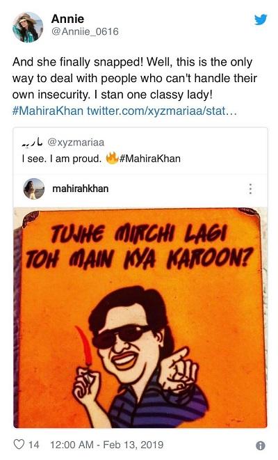 Mahira Khan vs. Saba Qamar