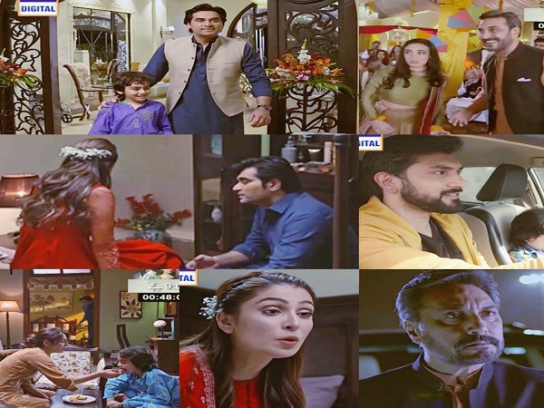 Meray Pass Tum Ho Episode 3 Story Review - The Insecurities