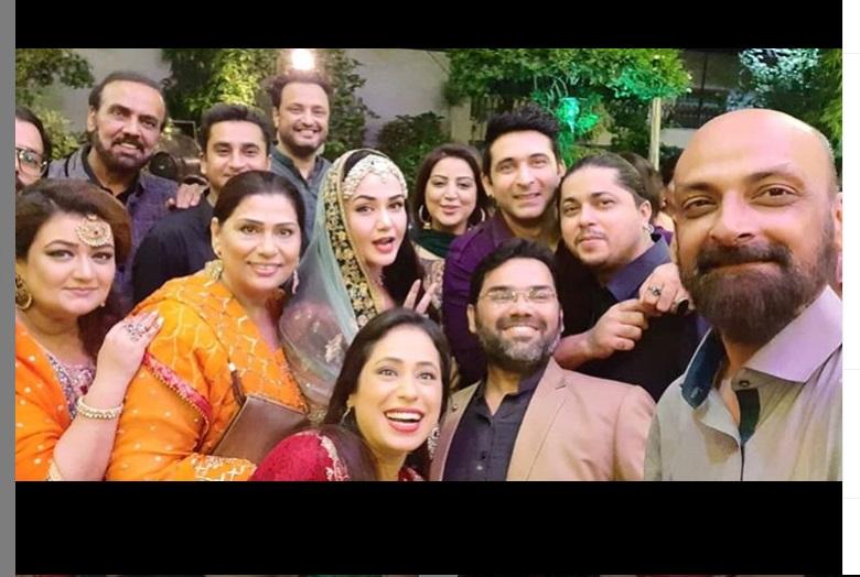 Naheed Shabbir Wedding 1