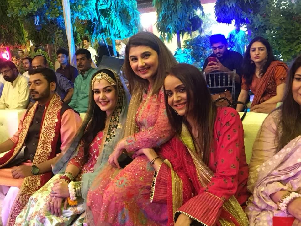 Naheed Shabbir Wedding 10
