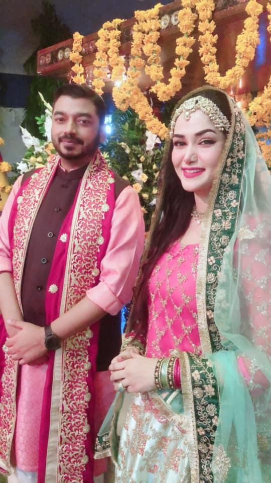 Naheed Shabbir Wedding 11