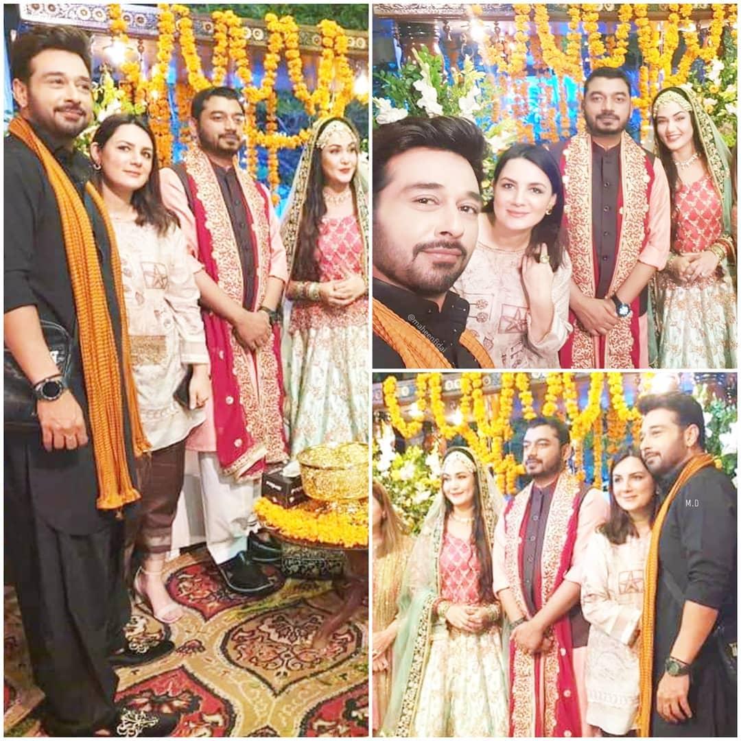 Naheed Shabbir Wedding 12
