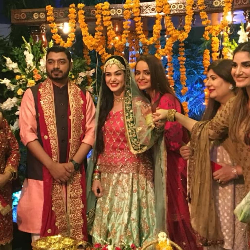 Naheed Shabbir Wedding 13