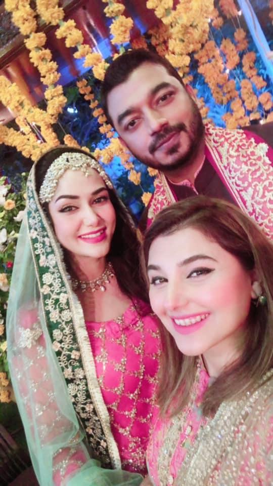 Naheed Shabbir Wedding 2
