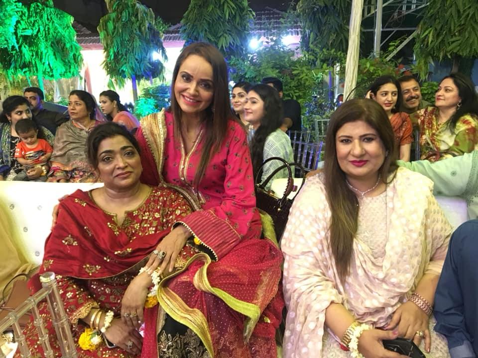 Naheed Shabbir Wedding 4
