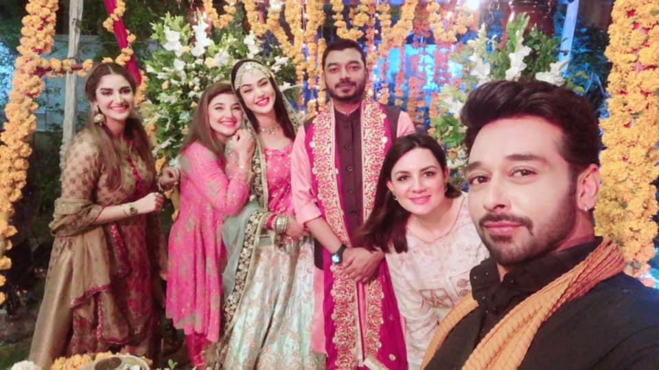 Naheed Shabbir Wedding 6